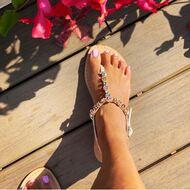 Modello #scarlett realizzato completamente con Swarovski Crystals disponibile in vari colori 💖   Visita il nostro sito web 💎❤️ #nanapositano #fashion #style #stylish #sandals #purolino #modapositano #photooftheday #positanofashion #madeinitaly #beauty #beautiful #instagood #pretty #jewelsandals #handemade #swarovski #sandalicapresi #sandaliswarovski #caprisandals #design #shopping #glam #followback #likeforlike #positano #boutiquepositano #sandaligioiello #sandali