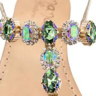 Details  • • Disponibile su www.nanapositano.it  • Worldwide shipping 🌍  • #luxury#newcollection#sandals#crystals#handmade#positano#sandalicapresi#custom#sumisura#designer#positano#amalficoast#italy🇮🇹