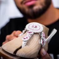 ITALIAN DESIGN 🇮🇹 💎   #positano#handmade#jewelry#swarovski#sandalias#sandals#boutique#nanapositano#amalficoast#sandaligioello#fashionstyle#creation#modaitaliana