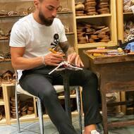 Handmade 🇮🇹  @lorenzo_ruocco_  #nanapositano #fashion #style #stylish #sandals #purolino #modapositano #photooftheday #positanofashion #madeinitaly #beauty #beautiful #instagood #pretty #jewelsandals #handemade #swarovski #sandalicapresi #sandaliswarovski #caprisandals #design #shopping #glam #followback #likeforlike #positano #boutiquepositano #sandaligioiello #sandali